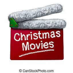 películas, navidad