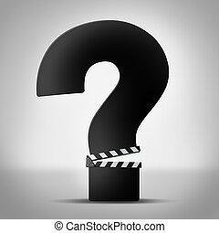 películas, preguntas