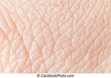 pele humana