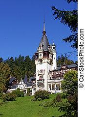 Peles Royal Castle - Romania