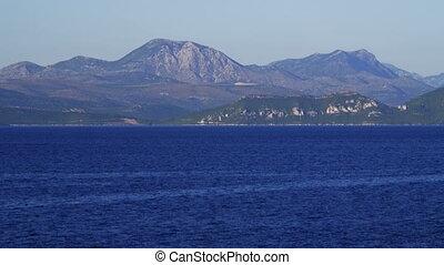 Peljesac Peninsula, near Dubrovnik, Croatia - Panorama of...