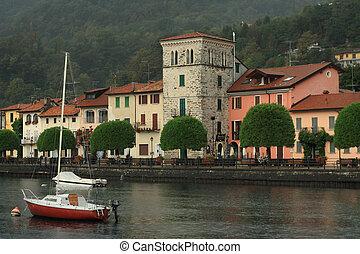 Pella , Orta lake, Italy