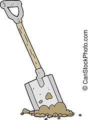 Pelle terre pelle dessin anim terre vecteur eps rechercher des clip art illustrations - Pelle mecanique dessin anime ...