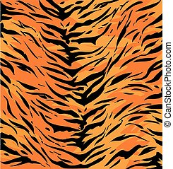 pelle tigre