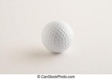 pelota de golf, -, golfball