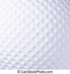 pelota de golf, plano de fondo