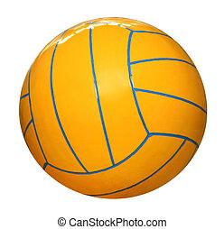 pelota de waterpolo