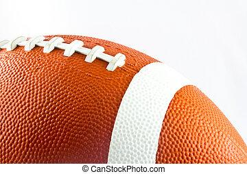 pelota del fútbol americano estadounidense