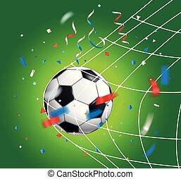 pelota del fútbol d88836cb89cbe