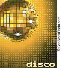 pelota, disco