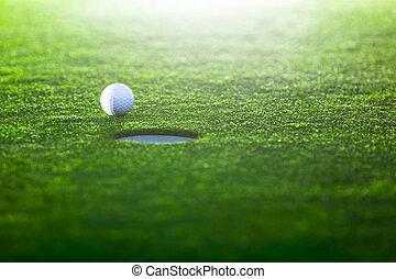 pelota golf
