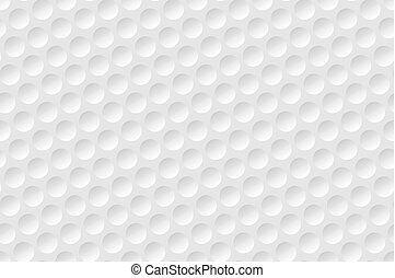 pelota, golf, textura, plano de fondo