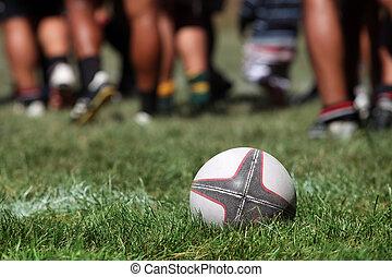 pelota, rugby