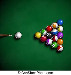 pelotas billar