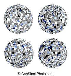 pelotas, disco