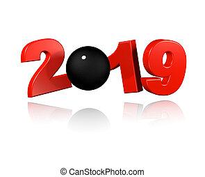 Pelote Pala ball 2019 Design