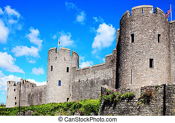 pembroke, 城堡