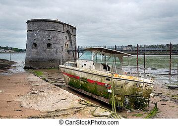 pembroke, 船塢, 威爾士