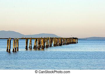 península, olímpico