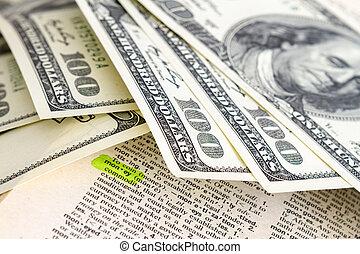 peníze, vzkaz, slovník