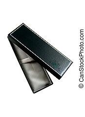 pen box isolated on white