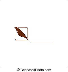 Pen Feather