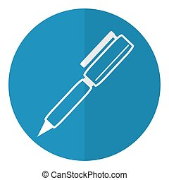 Pen icon.