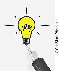 Pen Light Bulb