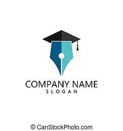 pen logo icon