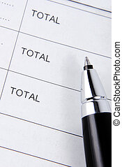 pen macro form total