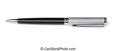 pen isolated on a white background