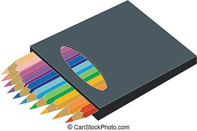 Pen set color 3