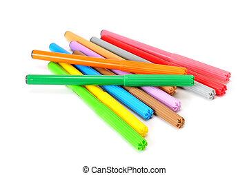 pen, soft-tip