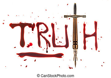 Pen sword and truth