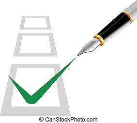 pen, test.cdr, veelvoudig