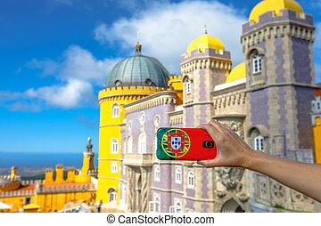 Pena Castle pictures