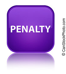 Penalty special purple square button