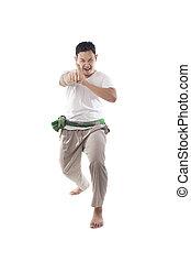 Pencak Silat, Indonesian Traditional Martial Art