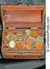 pence, pond sterlingen