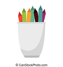 pencil holders cup