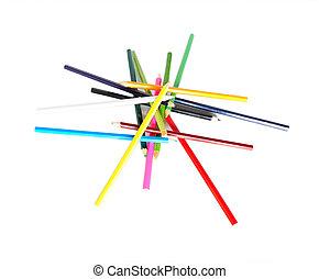 Pencil pyramid