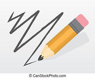 Pencil Scribble