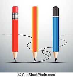 pencil set