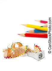 Pencil sharpener potrait