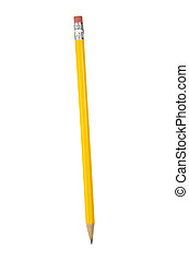 Pencil - Yellow pencil