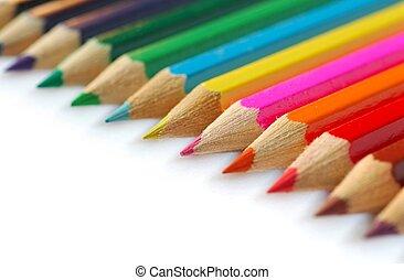Pencils - Colored pencils