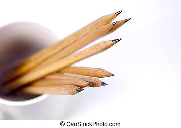 Pencils - Pencil - High Key