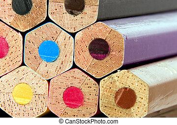 Pencils - Colorful pencils
