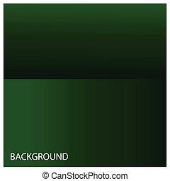 pendenza, sfondo verde