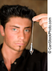 Pendulum and face